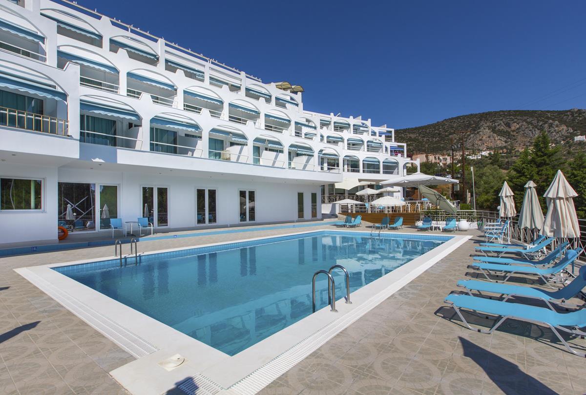 τολό ξενοδοχείο | Asteria Hotel