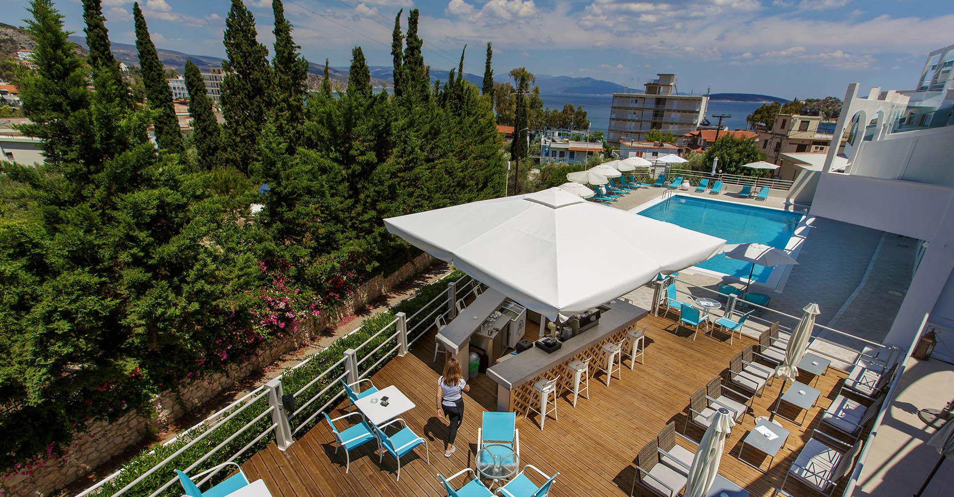 ξενοδοχεία τολό | Asteria Hotel